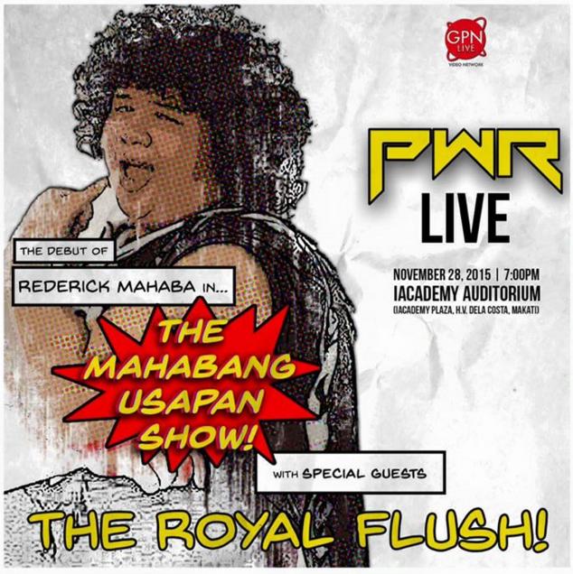 PWR Live